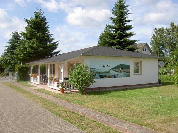 Ansicht Ferienhaus bei Marquardt