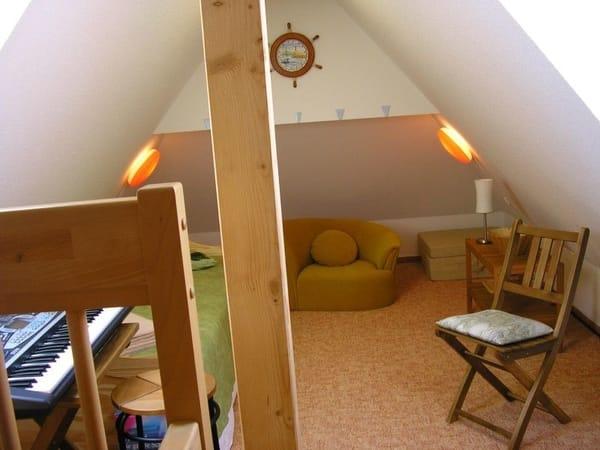 Schlafzimmer 2 oben