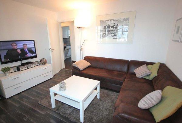Ab 2015 wird Ihnen in dieser tollen Wohnung auch ein kostenloser W-Lan Zugang zur Verfügung gestellt.