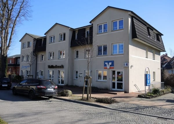 Haus Aquamarina,Wohnung 8, rechte Seite, 1. Etage