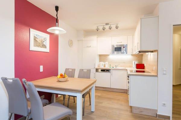 Wohnküche mit Eßplatz