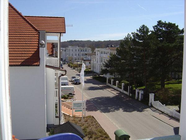 Blick vom Süd-Balkon