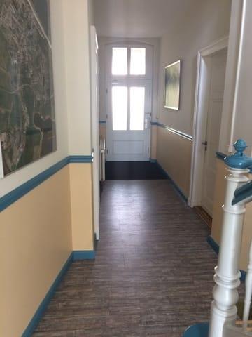 Eingangsbereich Villa Butzke