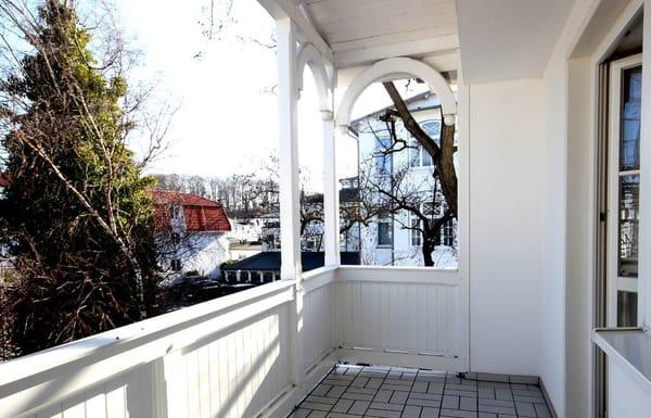 Südost-Balkon