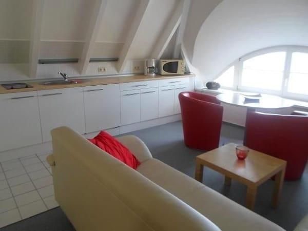 Wohn / Essbereich / Küchenzeile