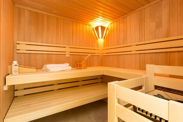 Sauna im Bad 2