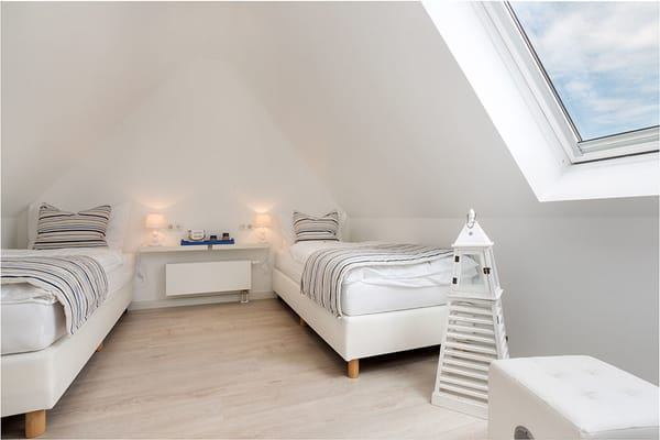 3. Schlafzimmer im DG