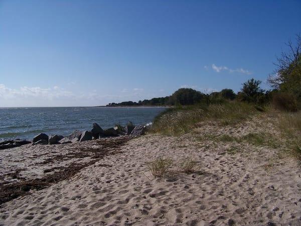 der wilde Strand
