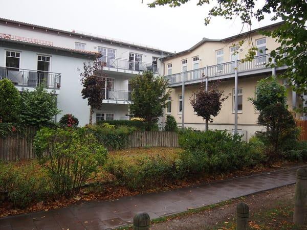 Apartmenthaus Strandstraße 32