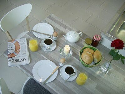 lecker Frühstück :-)