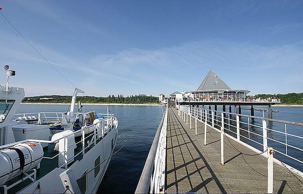 Schiffsanleger Seebrücke