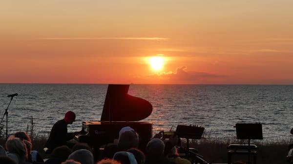 Konzert am Steilufer