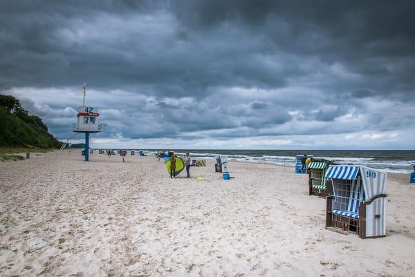 Strand von Kölpinsee