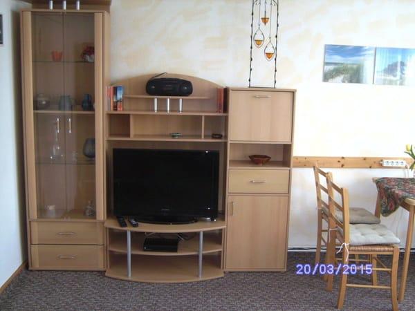 Wohnzimmer Sat- TV