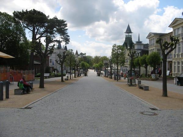 Neue Strandstrasse
