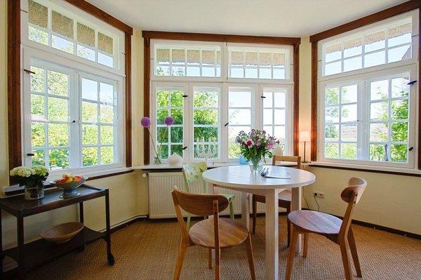 Wohnzimmer + Ess-Ecke