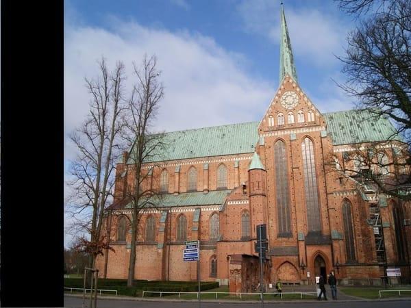 Münster und Klosteranlage in Bad Doberan