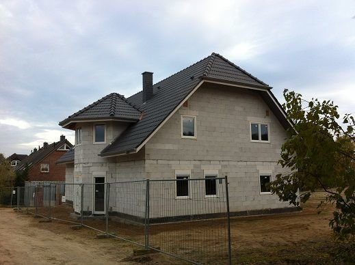 Haus in Nord West Ansicht