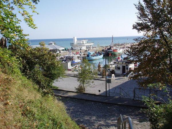 Stadthafen Sassnitz