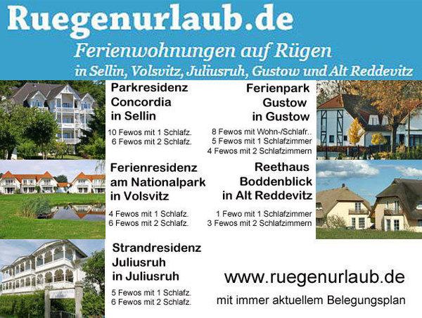 Das Angebot von ruegenurlaub.de