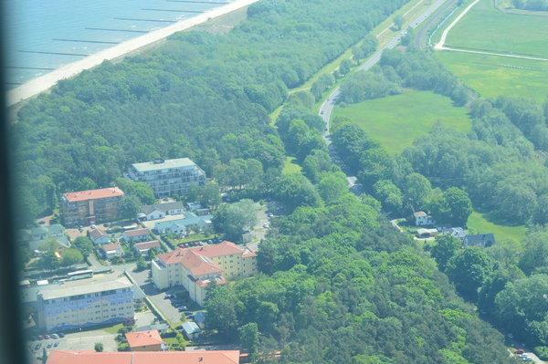 Luftaufnahme Haus Südwind