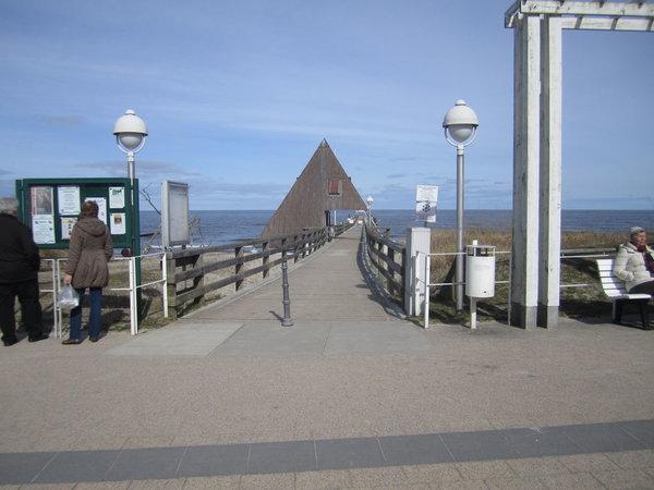 Seebrücke von Koserow