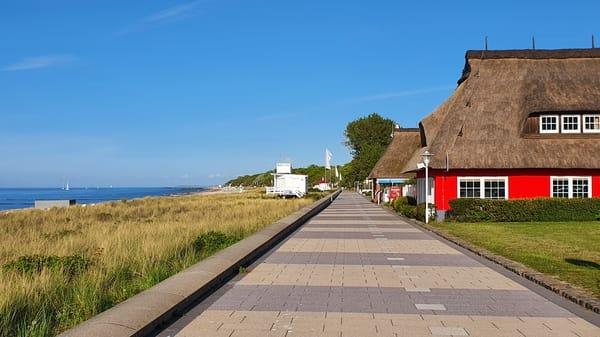 Strandpromenade in Kühlungsborn West
