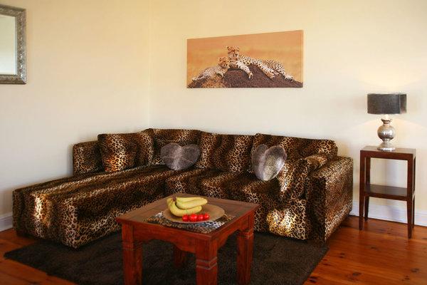 Designer-Couch zum Entspannen