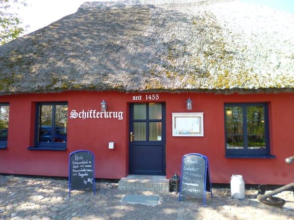 Gaststätte in Kuhle