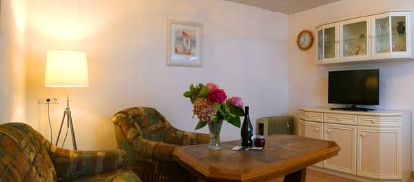 Beispiel 2 Wohnzimmer