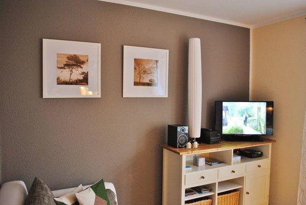 LCD-TV, Radio, CD/DVD, WLAN