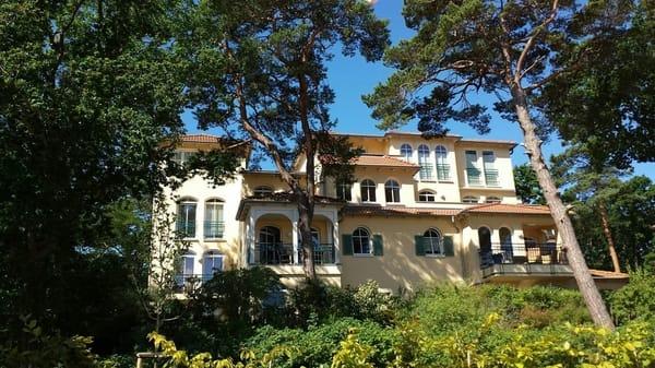 """Residenz """"Grüne Düne"""""""