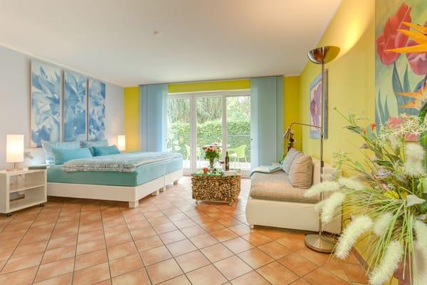 Wohn- Schlafbereich 35m² Wohnung