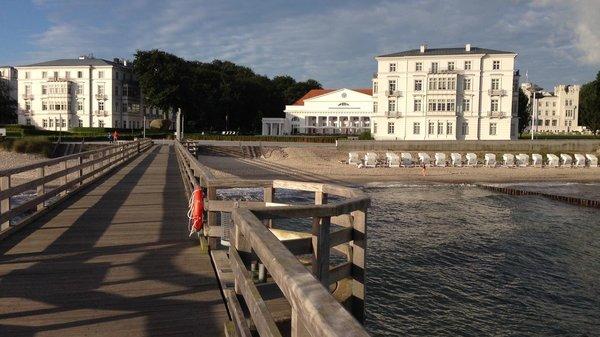 Seebrücke in Heiligendamm