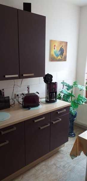 Weiterer Einblick in die Küche