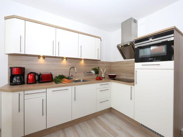 integrierte Küche