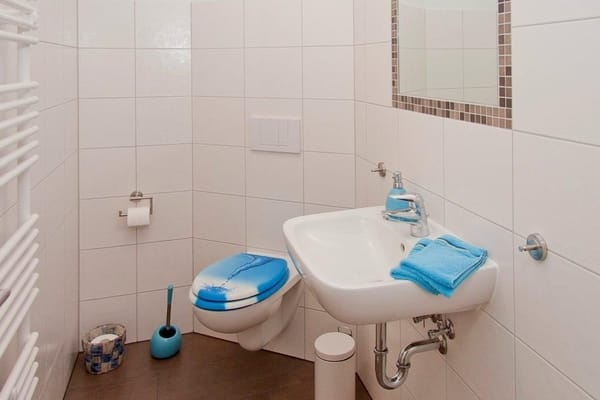 sep. WC /Waschbecken