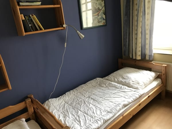 Zweites Schlafzimmer, ideal für Kinder geeignet