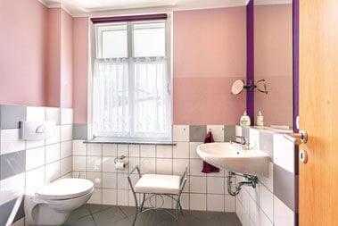 Bad / WC     Fön vorhanden