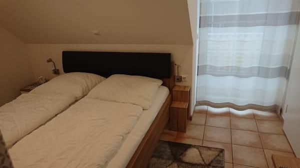 Doppelbett Kopfteil