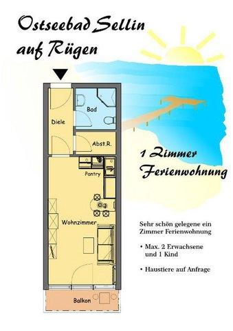Grundriss Wohnung Nr. 09