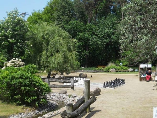 Parkanlage Dünengarten