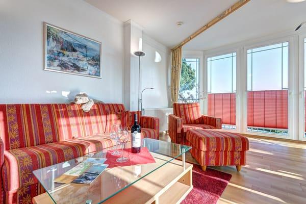 Herzlich Willkommen in der Strandoase Appartement 3