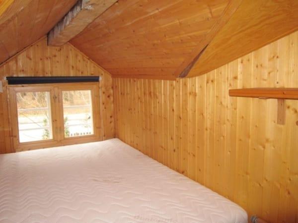 zweites Doppelbett