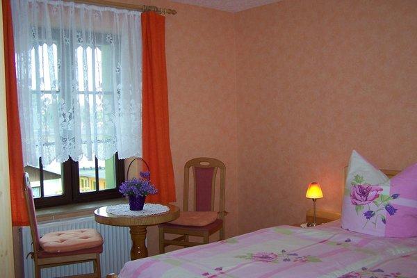 1.Schlafzimmer mit gemütlicher Sitzecke
