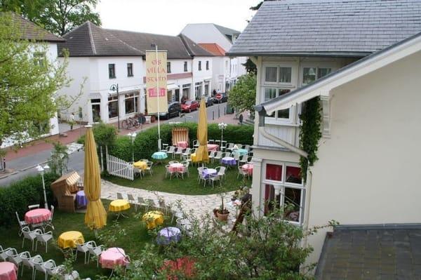 Nachbarschaft - Eisvilla Stein