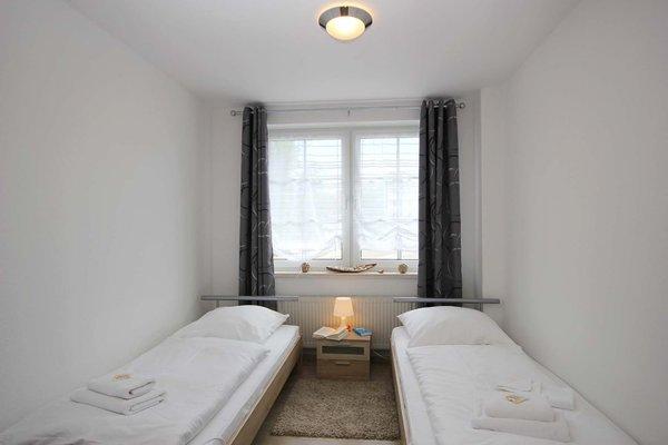 2. Schlafzimmer mit Einzelbetten