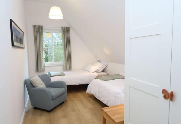 ...Teenagern oder einem weiteren Paar Ferien machen wollen, wir gestalten dieses Schlafzimmer in der für Sie passenden Variante.