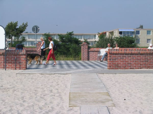 Haus Baltic strandnah