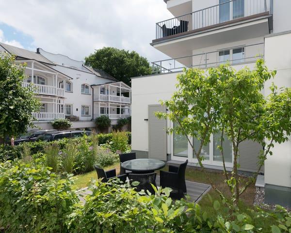 Garten Wohnung 13